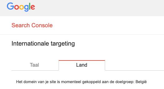 geo targeting